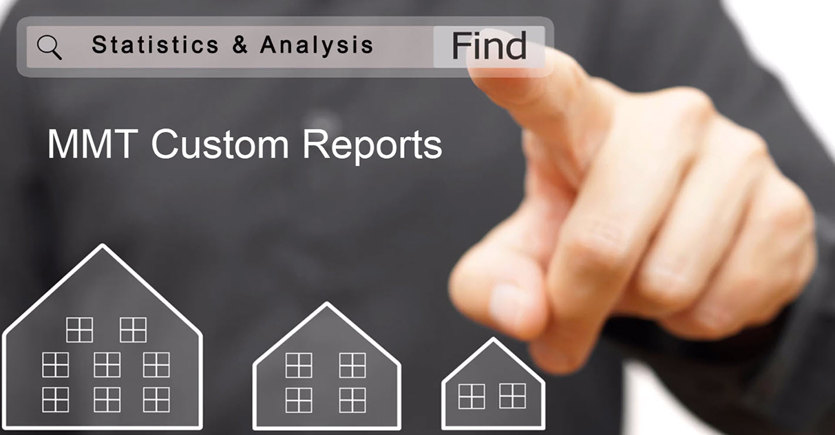 custom reports for all business users, commercial real estate sales